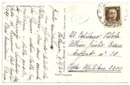 POSTA MILITARE--  CAPITANO PILOTA GIULIO CESARE   AEROPORTO N. 30 - Weltkrieg 1939-45