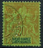 Diego-Suarez (1901) N 31 (o) - Nuovi
