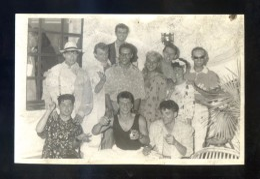 Foto Anónima *Discoteca Chic De Roses. Fiesta Beach Party* Meds: 118 X 177 Mms. Lote De 4 Diferentes - Personas Identificadas