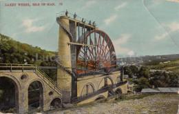 Isle Of Man - Laxey Wheel - Isle Of Man