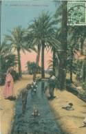 Scènes Et Types - Séguia à Tolga - Algérie