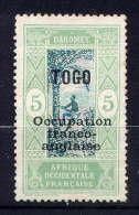 TOGO - 87* - RECOLTE DES NOIX DE COCO - Togo (1914-1960)