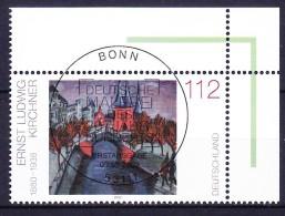 ALLEMAGNE - REP. FEDERALE 2002 YT N° 2109 Obl. FIRST DAY - [7] République Fédérale