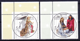 ALLEMAGNE - REP. FEDERALE 2002 YT N° 2113 Et 2114 Obl. FIRST DAY - [7] République Fédérale