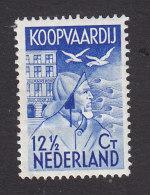 Netherlands, Scott #B65, Mint Hinged, Dutch Sailor, Issued 1933 - Period 1891-1948 (Wilhelmina)