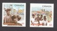 Canada, 2014, MNH, Histoire Des Noirs, Black History, Photographie, Photography - 1952-.... Regno Di Elizabeth II