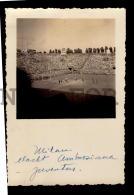 ITALIA 1947 OR 1948 AMBROSIANA VS JUVENTUS CALCIO PHOTO ORIGINALE SOCCER FOOTBALL (W4_3059) - Sporten