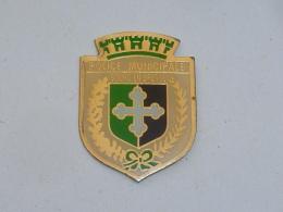 Pin's POLICE MUNICIPALE DE BOURG EN BRESSE - Police