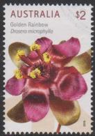 AUSTRALIA - USED 2015 $2.00 Domestic Postal Increase - Golden Rainbow Flower - 2010-... Elizabeth II