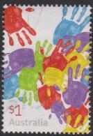AUSTRALIA - USED 2016 $1.00 Love To Celebrate - Children's Painting - 2010-... Elizabeth II