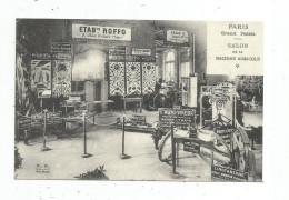 Reproduction De Cpa , Commerce , Foire , 75 , Paris , Grand Palais , Salon De La MACHINE AGRICOLE - Fiere