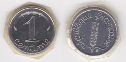 1 CENTIME EPI 1980 FDC SOUS BLISTER SCELLE (voir Scan) A - France