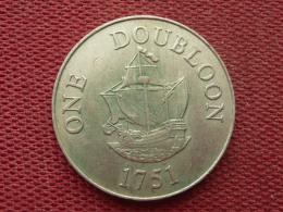 JETON Ou Monnaie One Doublon 1751 - Non Classés