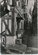 Paris Montmartre (18è) Angle De La Rue Des Saules Et De La Rue Sainte Rustique (ed SEB) - Sacré Coeur
