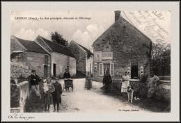 LAUNOIS - Passage Du Caïffa De Chateau-Thierry Dans La Rue Principale - France