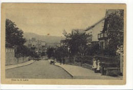 Carte Postale Ancienne Diez An Der Lahn - Diez