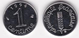 1 CENTIME EPI 1994  FDC  (voir Scan) - Francia