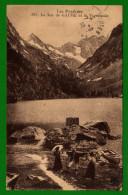 CP30 65 CAUTERETS 381 Lac De Gaube Et Le Vignemale - Cauterets