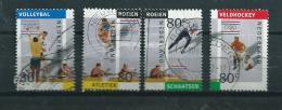 1992 Netherlands Complete Set Olympic Games,sport Used/gebruikt/oblitere - Periode 1980-... (Beatrix)
