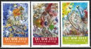 AT 2013 MI 3043-45 - 2011-... Unused Stamps