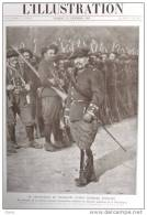 Raymond Poincaré - Lieutenant De Chasseurs Alpins - Page Original - 1913 - Documents Historiques