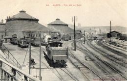 54 MEURTHE ET MOSELLE - NANCY Vue Sur La Gare - Nancy