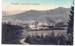 Freiwaldau - Jesenik      Mit Kappenhaus    Viaggiata 1911     B753 - Tchéquie