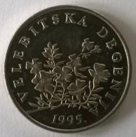 Monnaie - Croatie - 50 Lipa 1995 - Superbe +++ - - Croatie