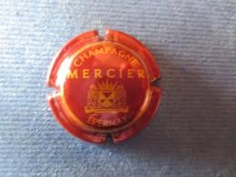 MERCIER. Bordeaux Et Or Brillant - Mercier