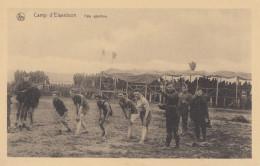 CPA - Le Camp D´Elsenborn - Fête Sportive - Elsenborn (camp)