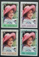Anguilla 80th Birthday Of H.M Queen Elizabeth 1980  Royal (stamp) MNH - Anguilla (1968-...)