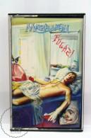 Vintage 1980´s Music Cassette - Marillion: Fugazi - Spanish Edition SIRE Records - Casetes