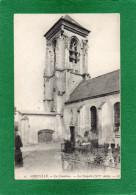 80  ABBEVILLE Le Cimetière Et La Chapelle (XVIe Siécle)en 1909 N° 42  L L - Abbeville
