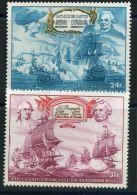 POLYNESIE  ( AERIEN )  :  Y&T N°  104/105  TIMBRES  NEUFS  SANS  TRACE  DE  CHARNIERE , A  VOIR . - Luftpost