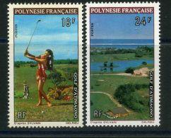 POLYNESIE  ( POSTE )  :  Y&T N°  94/95  TIMBRE  NEUF  SANS  TRACE  DE  CHARNIERE , A  VOIR . - Neufs