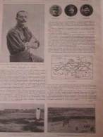 1910  Un Combat à OUADAI  Tchad   Abeche  Drijele - Vieux Papiers