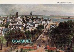 44 - Le Croisic En 1865 - (voir Scan). - Le Croisic