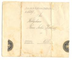 Statthalter Kais.Kön In Graz 1905. - 1850-1918 Imperium