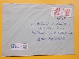 1184 - TITOVA MITROVICA - 1945-1992 République Fédérative Populaire De Yougoslavie