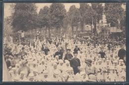 CPA 59 - Lille, Procession Des Enfants - Les Croisés - Congrès Eucharistiques Internationaux - Lille