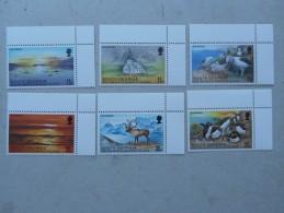 Y158 Falkland South Georgia - Dependencies 301 - 306 Mnh - Jahrtausendwende - Falkland