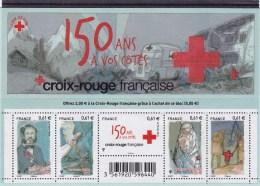 FRANCE :150 Ans De La  Croix Rouge : Y&T : ** : F 4910 - Nuevos