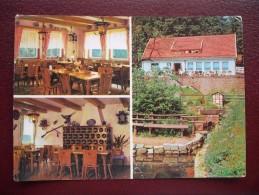 GERMANY / LEINEFELDE / KONSUM - WALDKLAUSE KÖHLERSGRUND / 1977 - Leinefelde