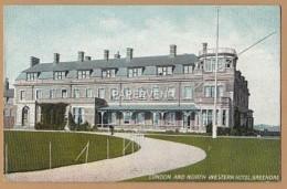 Ireland  Louth GREENORE London & North Western Hotel   Ir199 - Louth