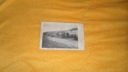 CARTE POSTALE ANCIENNE CIRCULEE DE 1915. / MARBOTTE.- LA GRANDE RUE BOMBARDEE PAR LES ALLEMANDS. - Andere Gemeenten