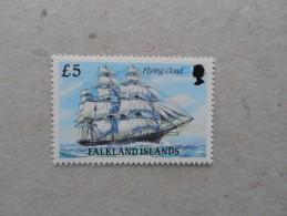 Y177 Falkland - 517 Mnh, Segelschiff, Flying Cloud, Kap Hoorn - Falkland