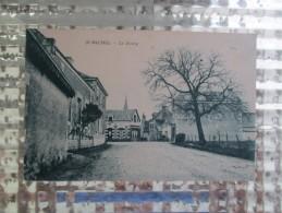 CPA 85 SAINT MICHEL ? LE BOURG - Saint Michel En L'Herm