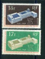 POLYNESIE  ( POSTE )  :  Y&T N°  70/71  TIMBRES  NEUFS  AVEC  TRACE  DE  CHARNIERE , A  VOIR . - Polynésie Française