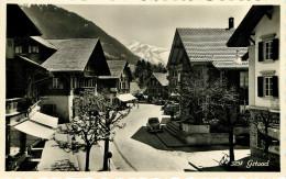 Switzerland - Voitures - Automobile - Suisse - Berne - Saaren - Gstaad - Bon état - BE Berne