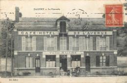 51 - MARNE - Damery - La Chaussée - Café - Hotel De L'avenue - Victor Mainier - Frankreich